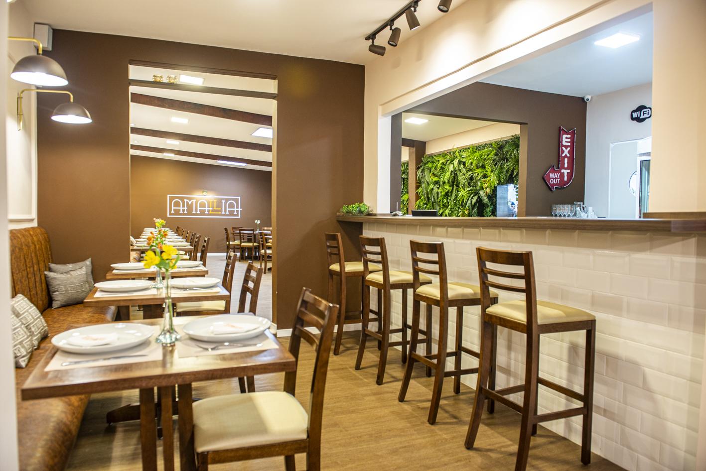 Restaurante Amallia